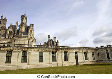 chambord - Castle of Chambord, France, Loire Valley