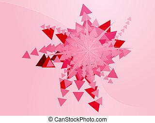 Geometric explosion