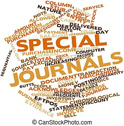 Word cloud for Special journals - Abstract word cloud for...