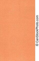 paperboard - orange paperboard useful as a background