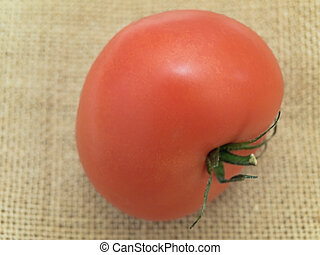 tomato at the linen