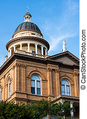 Historic Auburn California Courthouse