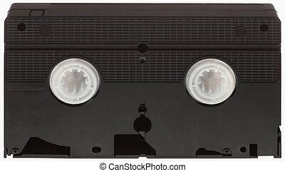 VHS Videotape Cutout