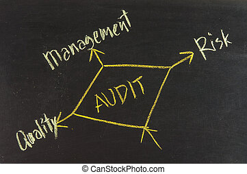 Possible outcomes of performing an audit