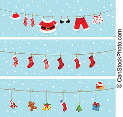 Christmas Banner - Collection of Christmas Banners