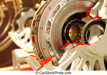 aircraft brakes - aircraft wheel and brake assembly...
