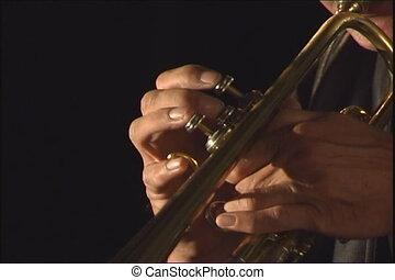 Musician - Trumpet player