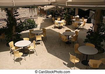 Restaurant - Botanical Gardens, Singapore