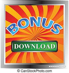 Download bonus icon