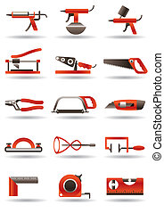 Construction and building tools