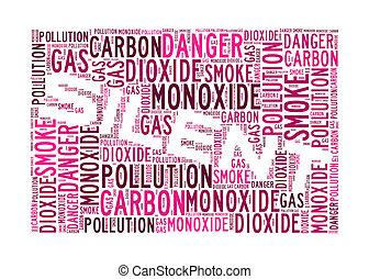 Carbon Monoxide is the killer