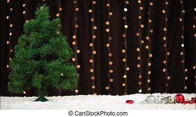 Stop-motion: Christmass Tree Decora - Stop-motion: a nice...