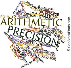Arithmetic precision
