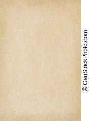 em branco, Pergaminho, papel