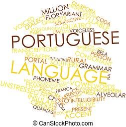 ポルトガル語, 単語, 雲, 言語