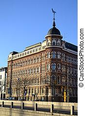 Old house in Helsinki