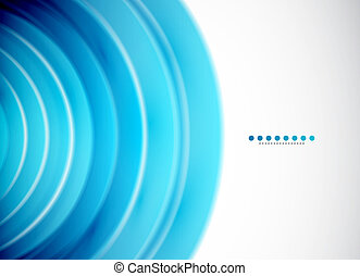 Abstract circles. Vector abstract background - Vector...