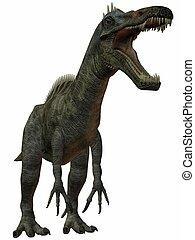 Suchomimus Tenerensis - 3D Render of an Suchomimus...
