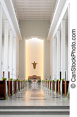 Cathedral Wedding - Wedding Hall in Catholic Cathedral