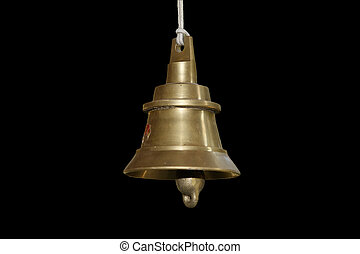 temple bells, Kerala, South India
