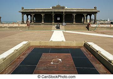 Swami Vivekananda memorial, Mandapam, Kanyakumari,...