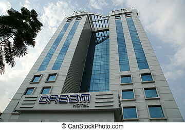 Dream hotel Cochin (kochi ), Kerala, South India