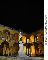 Pavia University, Lombardy, Italy