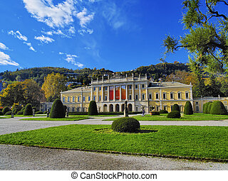 Villa Olmo, Como, Lombardy, Italy - Photo was taken during...