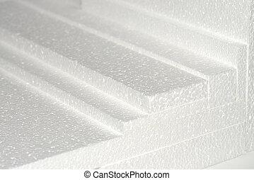 Polystyrene sheets