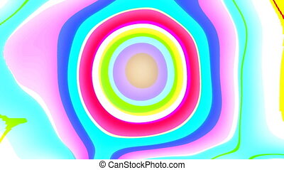 psychedelic abstract background