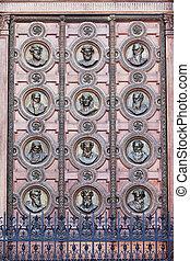 St Stephen's Basilica Main Door - Main door to the St...