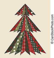 Christmas tree for scrapbooking 2 - Christmas tree for...