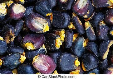azul, maíz,  pozole