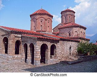 Sveti Naum Monastery, Ohrid, Macedonia