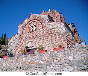 Church of St John at Kaneo - Church of St John Sveti Jovan...