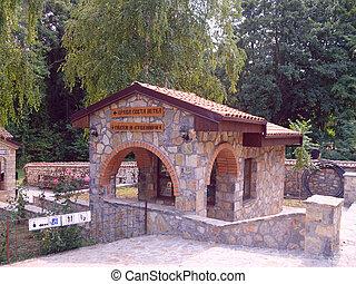 Sveti Naum, Ohrid, Macedonia