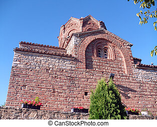 Church of St. John at Kaneo - Church of St. John (Sveti...