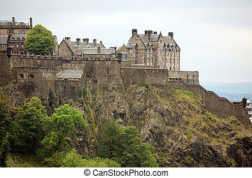 Edinburgh Castle , Scotland, GB