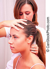 osteopathic technical evaluation for cervical spine