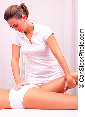 osteopathic manual therapy lumbar spine