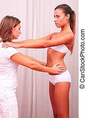 postural evaluation spinal column