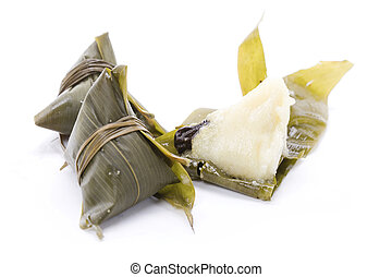 Chinese ZongZi for Dragon Boat Festival (DuanWu festival)