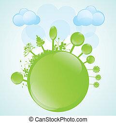 建物 概念 ビジネス 惑星 緑 海洋 世界 イラストとクリップアート(21)