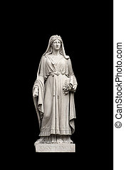 Magnificence - Allegorical sculpture (magnificence) by...
