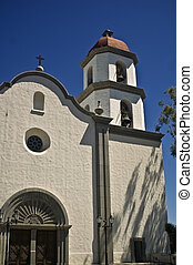 Basilica at Capistrano - This is the Basilica at San Juan...