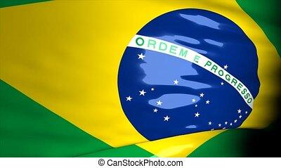 Crisis map Brazil