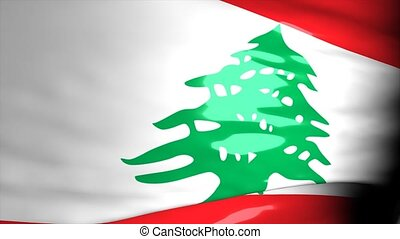Crisis map Lebanon
