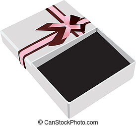 Open the gift box
