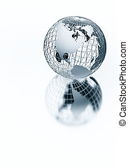 Elegant Globe Vertical - Elegant and contemporary looking...