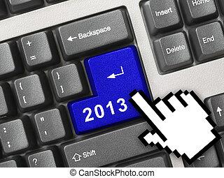 computer,  2013, chiave, tastiera